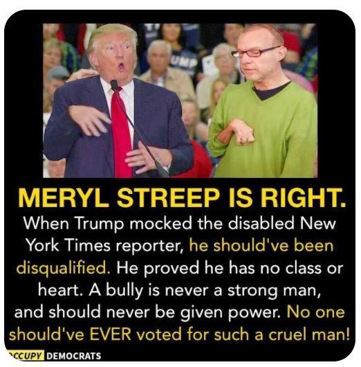 Meryl Streep Is Right from https://www.pinterest.ca/pin/565201821973730163/MerylStreepIsRight.