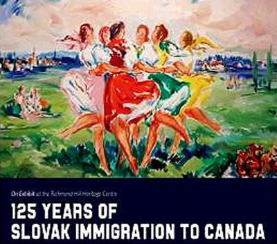125 Years of Slovak Immigration to Canada Google image from http://www.experienceyorkregion.com/event-category/festivals-and-fairs