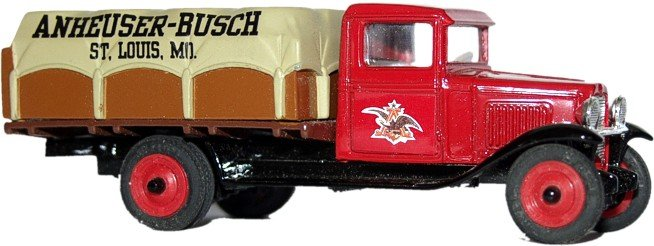 1930 Chevy Bud Truck Google image from http://www.brewtruck.co.uk/country/images/A/c1930_chevy_bud_truck.jpg