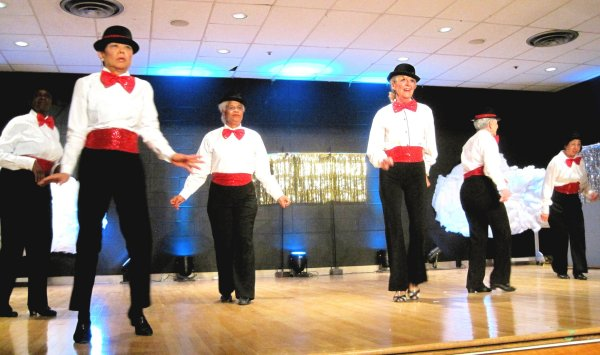 All That Jazz by Older Adult Centre Dancers