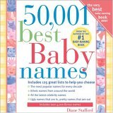 50,001 Best Baby Names (Paperback) by Diane Stafford