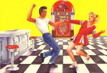 50s and 60s Rock and Roll Google image from
