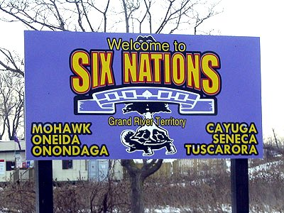 Six Nations Indian Reserve Google image from http://www.ericb.nl/images/shaagaanosh_84.jpg