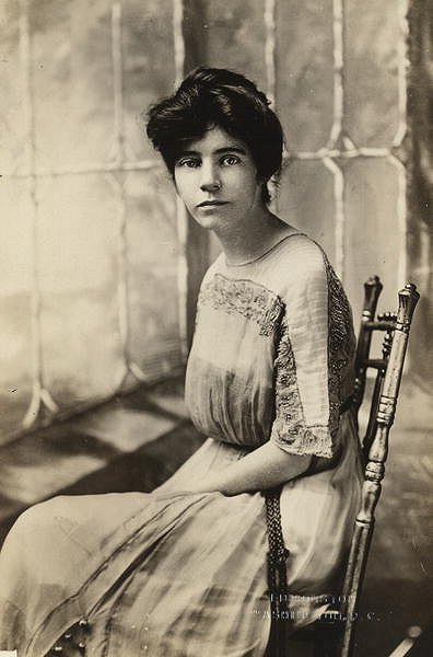 Alice Paul image from Amazing Women Rock