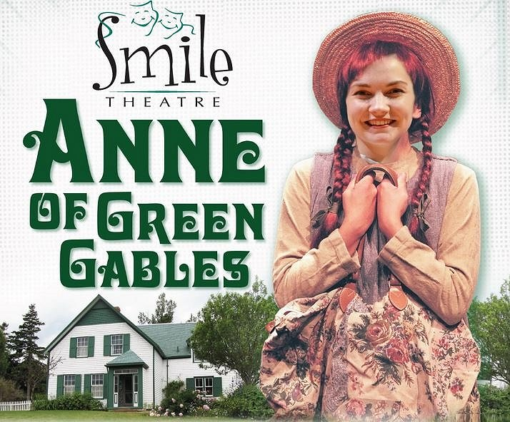 Anne of Green Gables Google image from http://smiletheatre.com/performances/