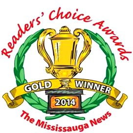 Palisades on the Glen Mississauga News Readers' Choice Award  Gold Winner 2014 image from Palisades September 2014 flyer