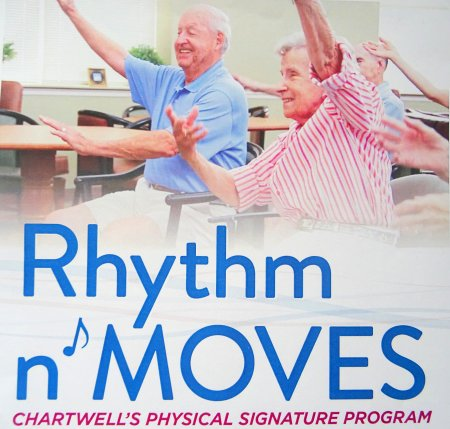 Chartwell Robert Speck Rhythm and Moves Chartwell Robert Speck flyer Active Living Fair 23Mar17