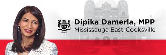 Dipika Damerla MPP image from email received 22Jun15
