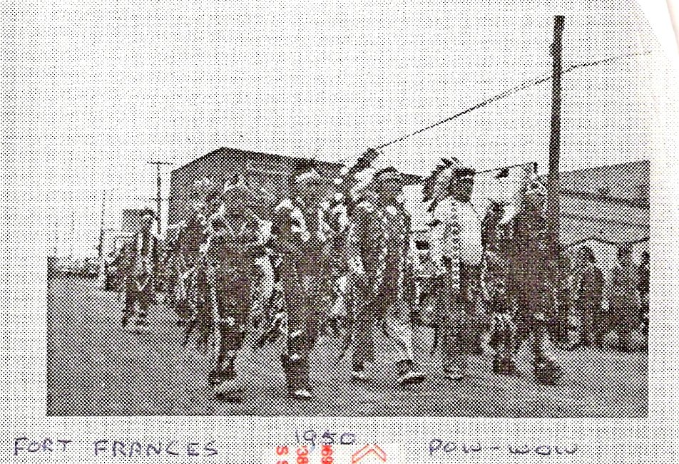 Fort Frances Pow Wow 1950