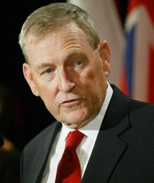 Gerry Phillips, Chair of Cabinet and Minister Without Portfolio, Responsible for Seniors - Google image from http://www.cbc.ca/gfx/images/news/photos/2006/06/02/phillipsgerry-cp-5107269.jpg