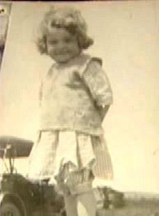 Hazel McCallion as a young child image from Mansbridge One on One Interview with Mayor Hazel McCallion, 5 Oct 2014 CBC video http://www.cbc.ca/news/canada/toronto/mississauga-mayor-hazel-mccallion-cheered-at-gala-1.2780188