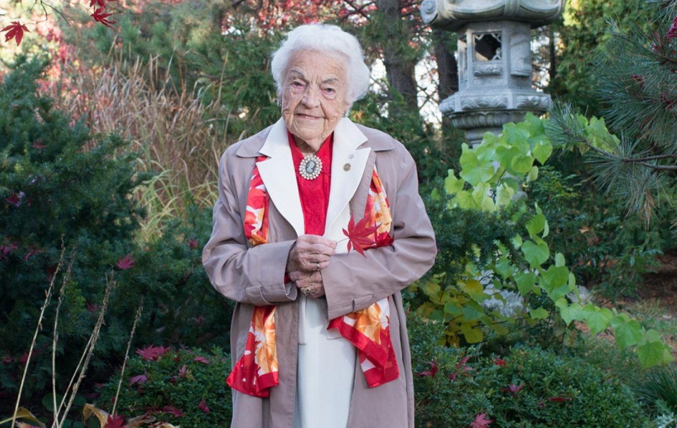 Hazel McCallion Do Your Homework Google image from https://culture.mississauga.ca/event/mississauga-civic-centre/do-your-homework