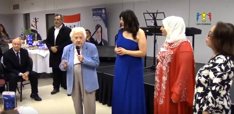 Hazel McCallion Speech at Women of Diversity Celebrating Canada 150