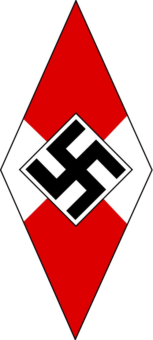 Hitlerjugend Hitler Youth emblem Google image from http://pediaview.com/openpedia/Hitler-Jugend