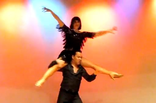 Jayna and Alex Dancing image from YouTube http://www.youtube.com/watch?v=RSAGWVxyMN8