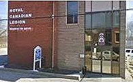 Royal Canadian Legion Branch 139, Streetsville ON image from Google maps http://g.co/maps/z6mft