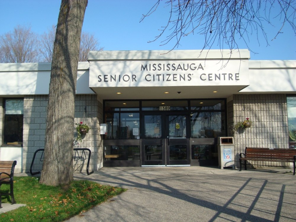 Mississauga Seniors' Centre 1389 Cawthra Road Mississauga ON