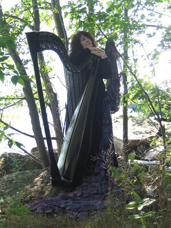 Moira Nelson Biography: Moira Nelson Harp, Voice, Piano, Classical Guitar, Composition http://willowmyst.com/moira2.htm