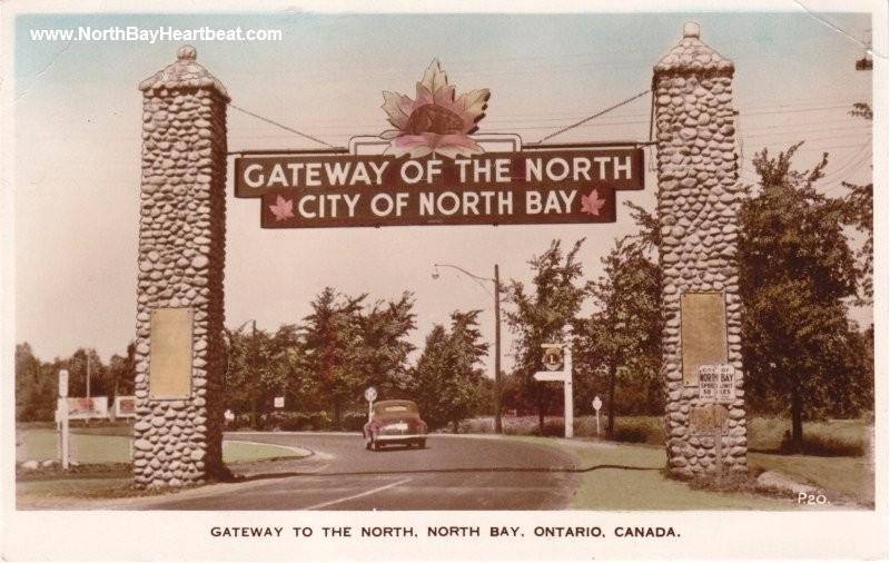 North Bay 1953 Google image from http://northbayhistory.homestead.com/Postcards/_395_-_Gateway_1953.jpg