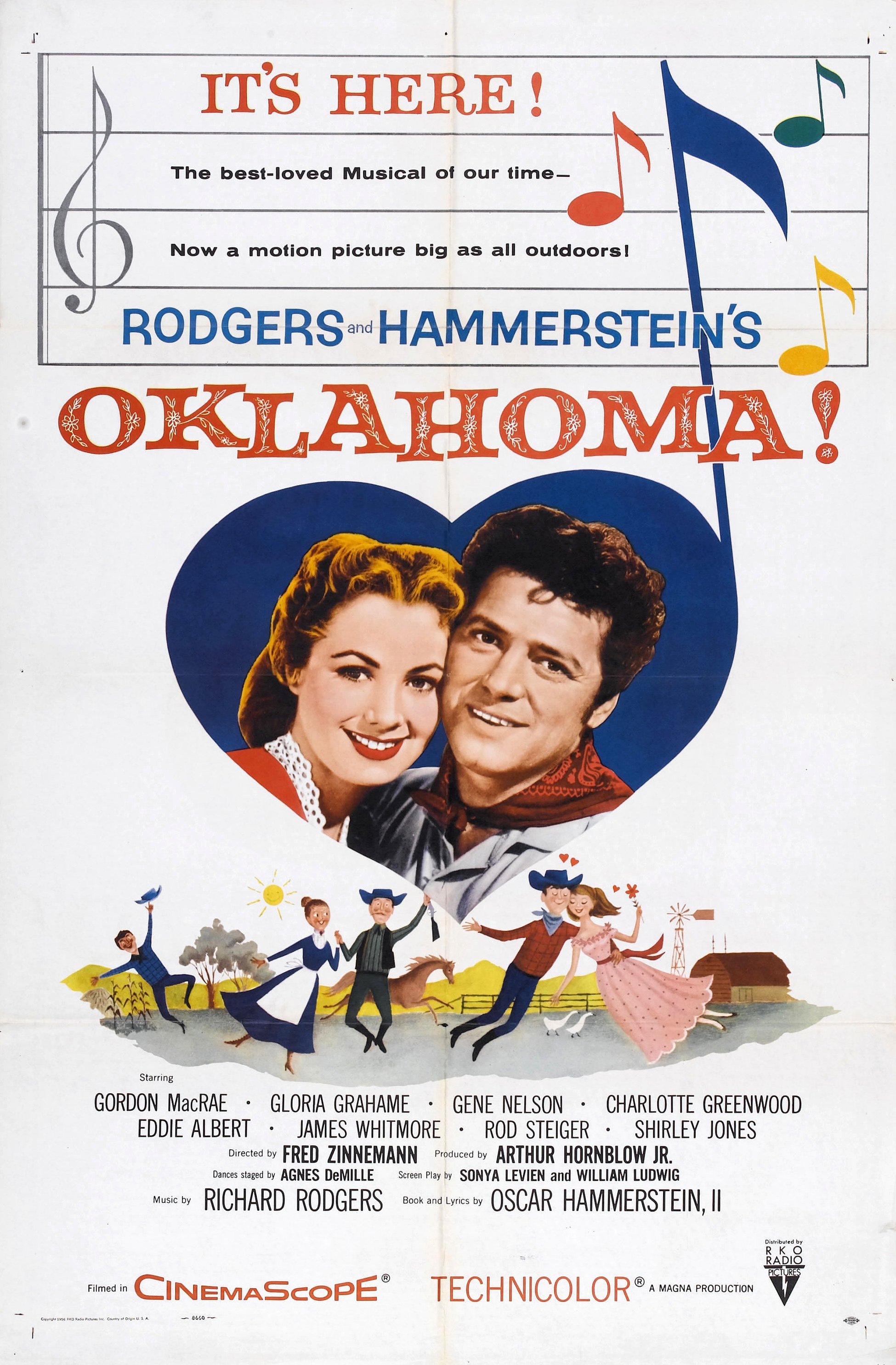 Oklahoma! Google image from https://www.doctormacro.com/Images/Posters/O/Poster%20-%20Oklahoma_01%20-%20Original%20Uncleaned.jpg