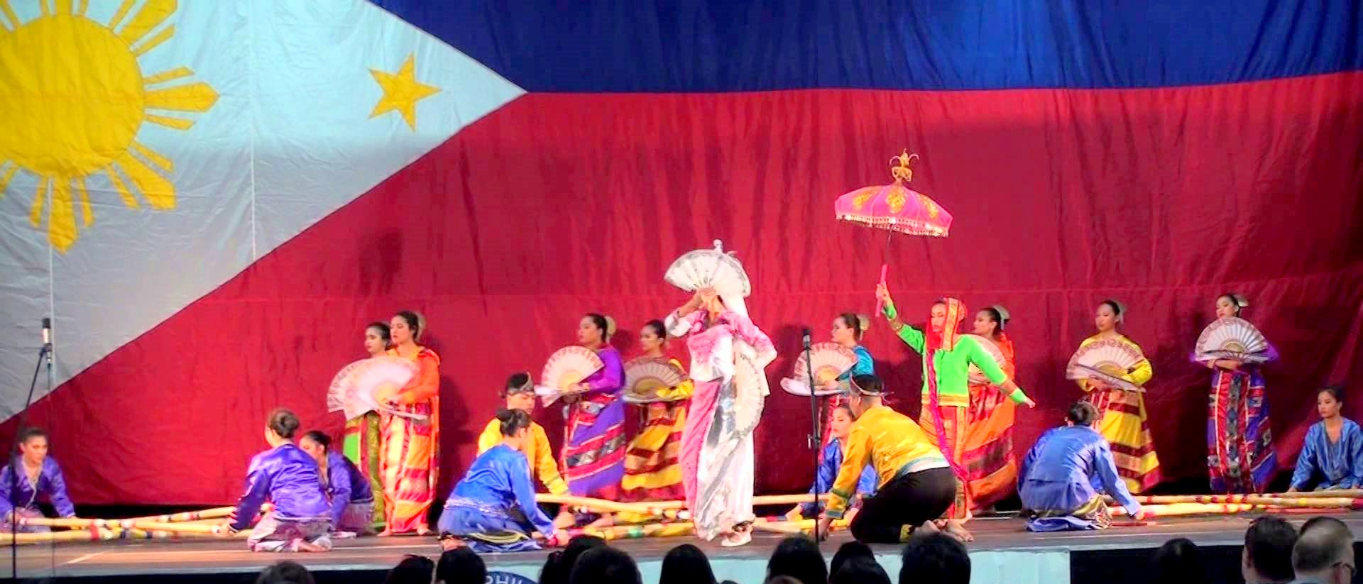 Philippine Folk Dance at Carassauga 2015 YouTube video by Leon Balaban Google image from https://www.youtube.com/watch?v=3f7ELmrV5L0
