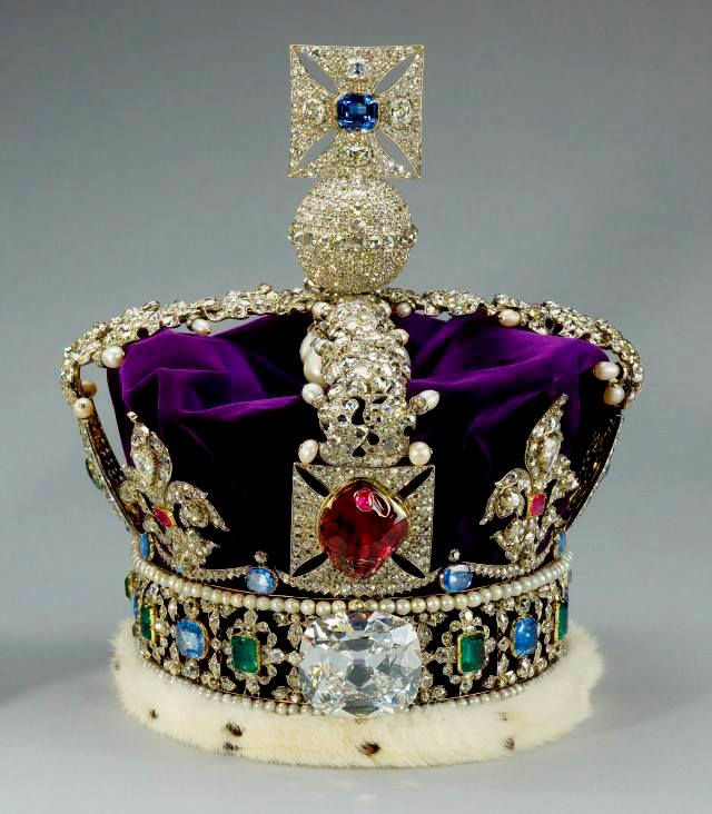 Queen Victoria's Crown Google image from http://theenchantedmanor.com/tag/queen-victorias-crown/