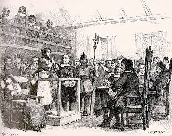 an analysis of the witch hunting mass hysteria in salem massachusetts The salem witch trials took place in salem in the massachusetts bay the salem witch quickly took advantage of this witch hunt and mass hysteria by accusing.