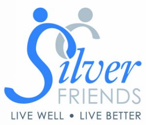 Silver Friends Logo Google image from https://www.silverlinksnews.com/silver-friends/