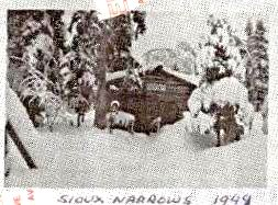 Sioux Narrows 1948