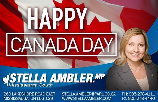 Stella Ambler Canada Day Google image from http://www.stellaambler.com/