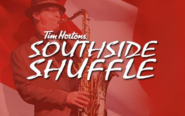 Tim Hortons Southside Shuffle Google image adapted from http://www.portcredit.com/event/tim-hortons-southside-shuffle-blues-jazz-festival/