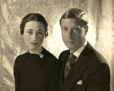 Famous Lovers King Edward VIII and Wallis Simpson Google image from http://www.bonzasheila.com/stories/edwardwallis.html