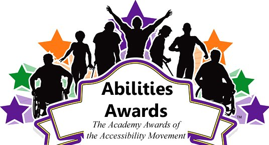 Abilities Awards Logo Google image from http://www.abilitiesawards.org/Abilities_Awards_logo_copy.jpg