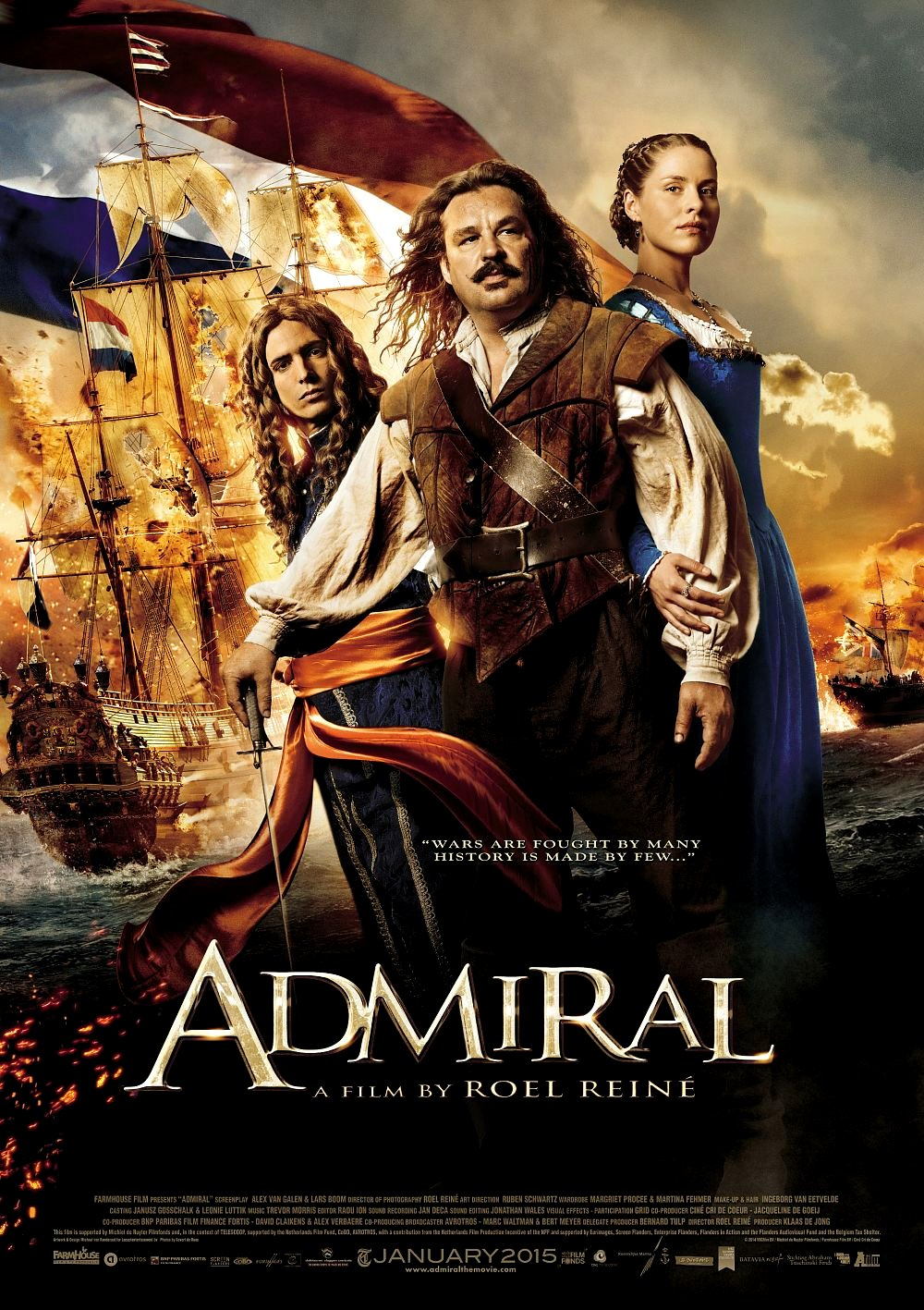 Admiral (2015) Movie Poster Google image from https://arteis.files.wordpress.com/2015/01/ruyter-b.jpg