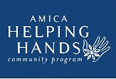 Amica Helping Hands Google image from http://mosaichomecare.com/wp-content/uploads/2011/04/amica_helping_hand_logo.jpg