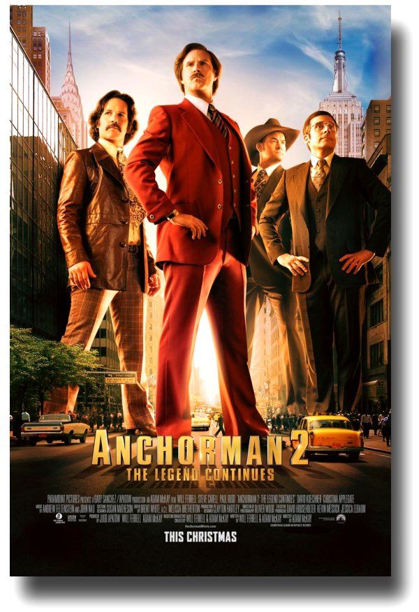 Anchorman2: The Legend Continues (2013) Movie Poster Google image from http://concertposter.org/-2013novMov/Anchorman-2Main-drop.jpg