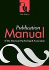 Publication Manual of the American Psychological Association (APA Style) 5th ed. (Paperback)