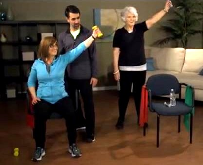 Attune Aging Strategies and Solutions, Exercise Essentials Exercise Program image from http://attuneactiveaging.com/