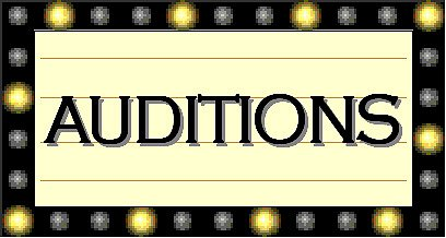 Auditions Google image from http://norefundtheater.files.wordpress.com/2010/08/auditions.jpg