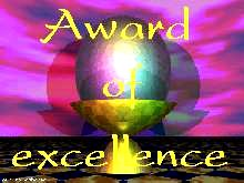 Luuk's Award of Excellence