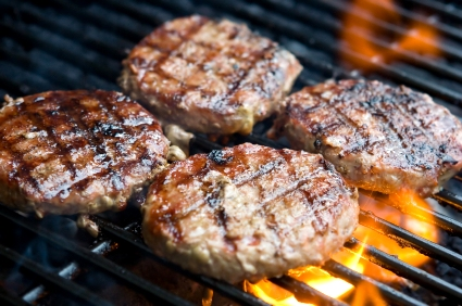 BBQ Hamburgers Google image from http://thebroadhouse.files.wordpress.com/2012/04/burgers.jpg