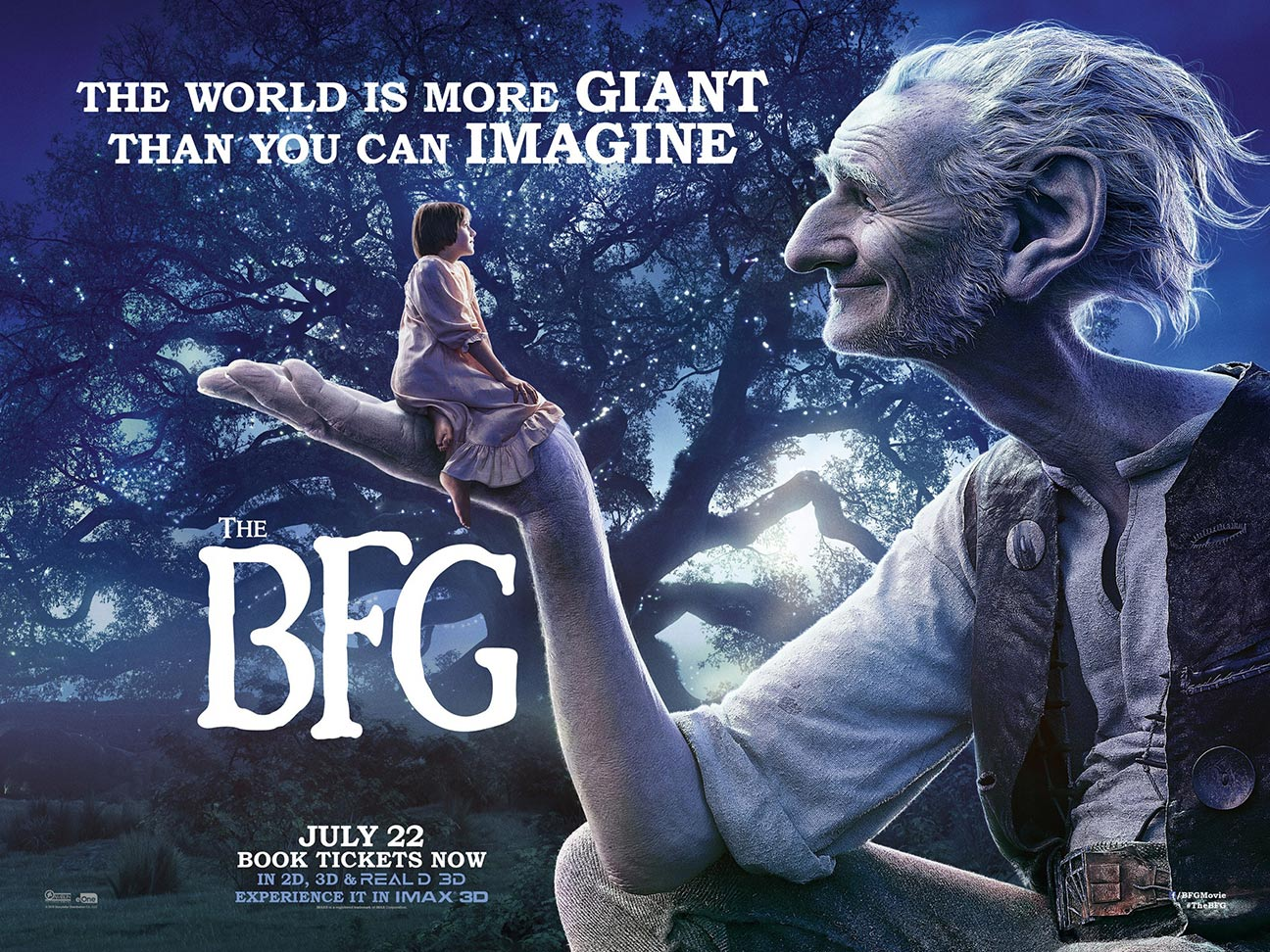 BFG (2016) Movie Poster Google image from https://cdn.traileraddict.com/content/walt-disney-pictures/the-bfg-4.jpg