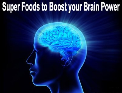 Super Foods to Boost Your Brain Power Google image from http://www.medindia.net/slideshow/images/superfoods.jpg