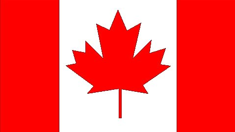 Canada Flag Google image from http://www.trailcanada.com/images/canadian-flag.gif