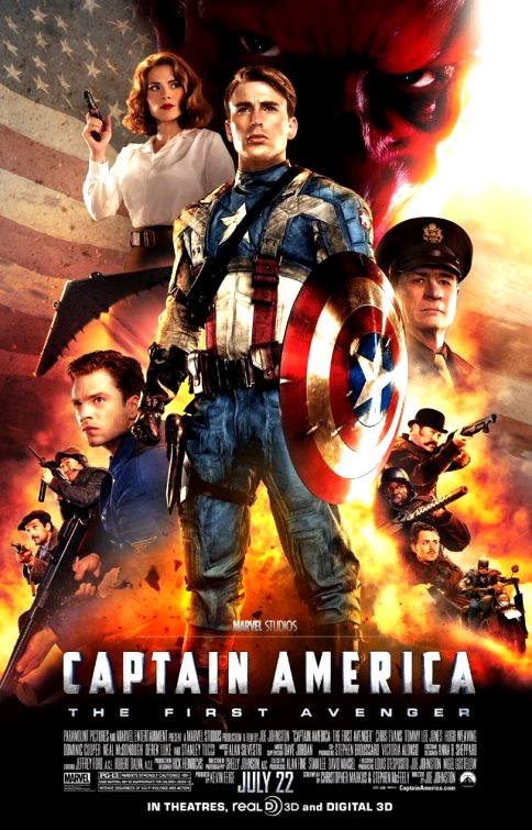 Captain America Google image from http://impawards.com/2011/posters/captain_america_the_first_avenger_ver6.jpg