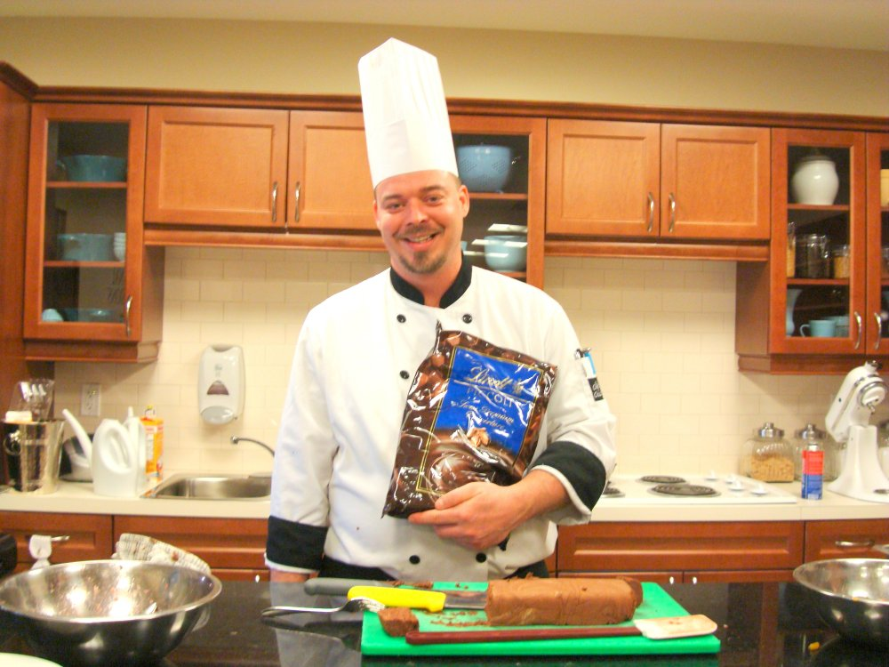Executive Chef Scott of Origin Evergreen Mississauga