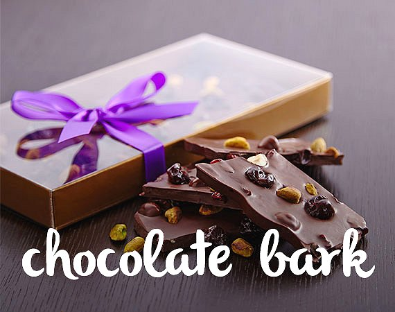 Chocolate Bark from Purdys Google image from https://www.purdys.com/chocolate-classes
