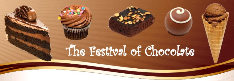 Festival of Chocolate Google image from http://www.discountvacationrentalsonline.com/wp-content/uploads/festival-of-chocolate-orlando-florida.jpg