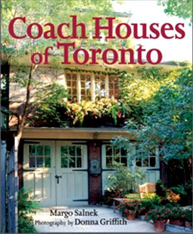 Coach Houses of Toronto Google image from http://www.moveseniorslovingly.com/books.html