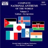 Complete National Anthems of the World - Volume 3: Gabon - Kyrgyzstan [Marco Polo] Slovak Radio Symphony Orchestra (Artist), Peter Breiner (conductor) (Artist)